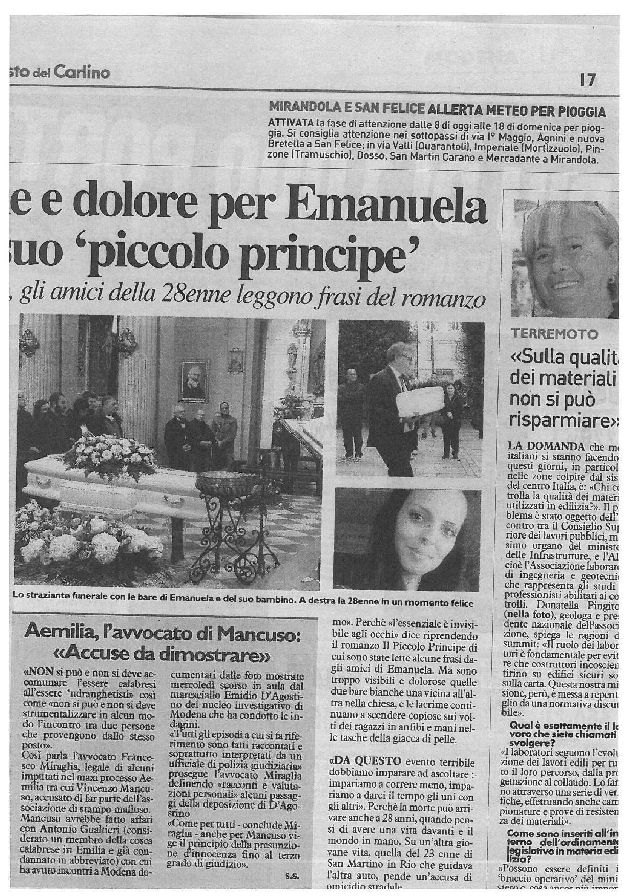 """Processo Aemilia: fatture false e 'Summit' con la cosca: l'imprenditore in affari col boss""""."""