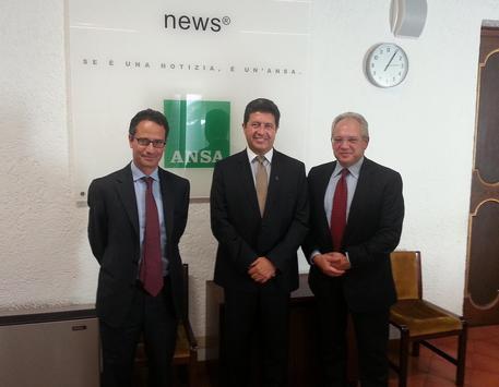 Ecuador, l'ambasciatore Juan Fernando Holguìn Flores in visi